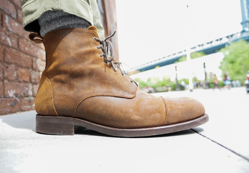 Tafr Dragon boot on the street