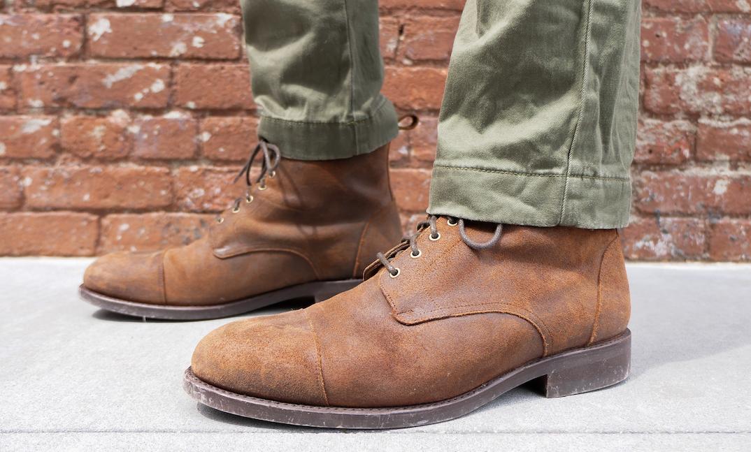 Taft Dragon boot street fashion