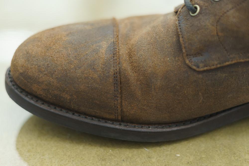 Taft Dragon boot Goodyear welt