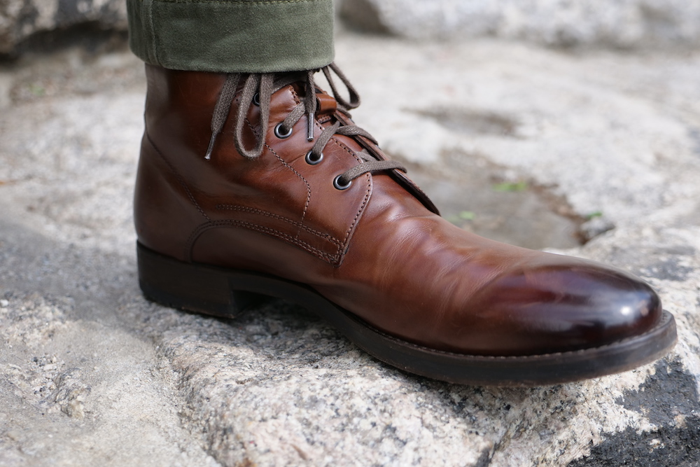 To Boot New York Astoria whole shoe