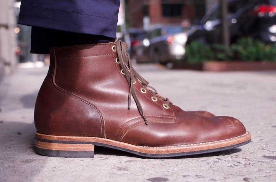 Viberg Service Boot zoomed