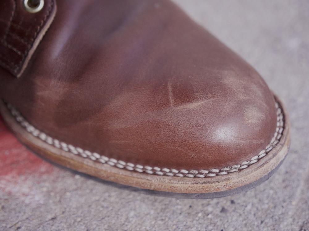 Viberg service boot toe