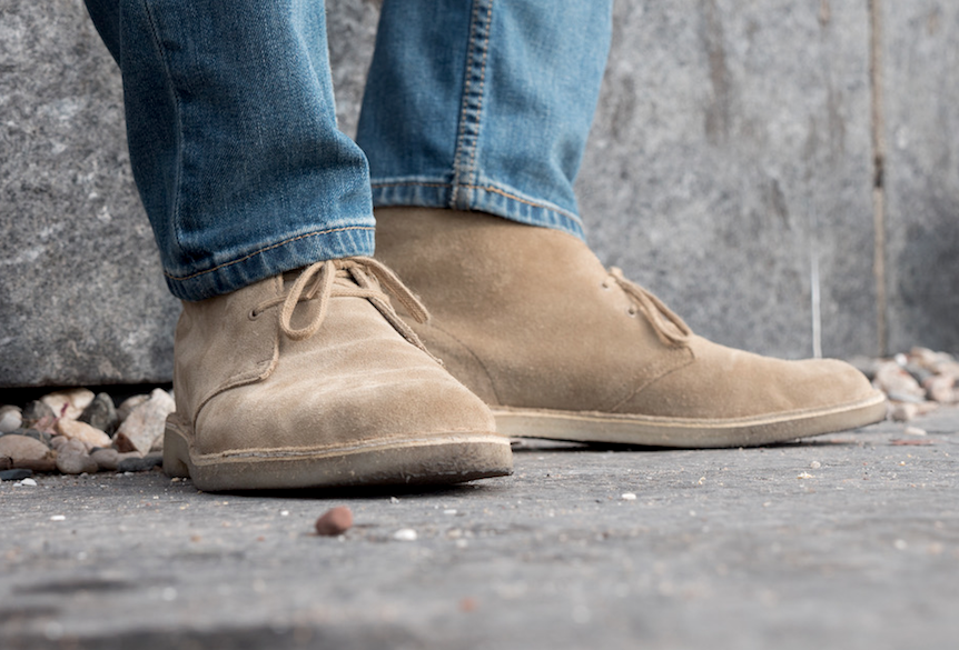 Superficie lunar lago Titicaca Ciencias  Review: Why Clarks' Desert Boot Is the World's Most Popular Chukka -  stridewise.com