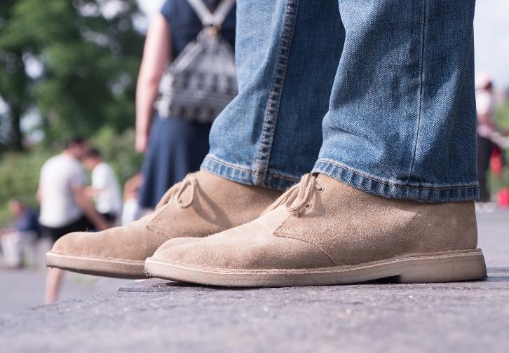 Clarks desert boot featured