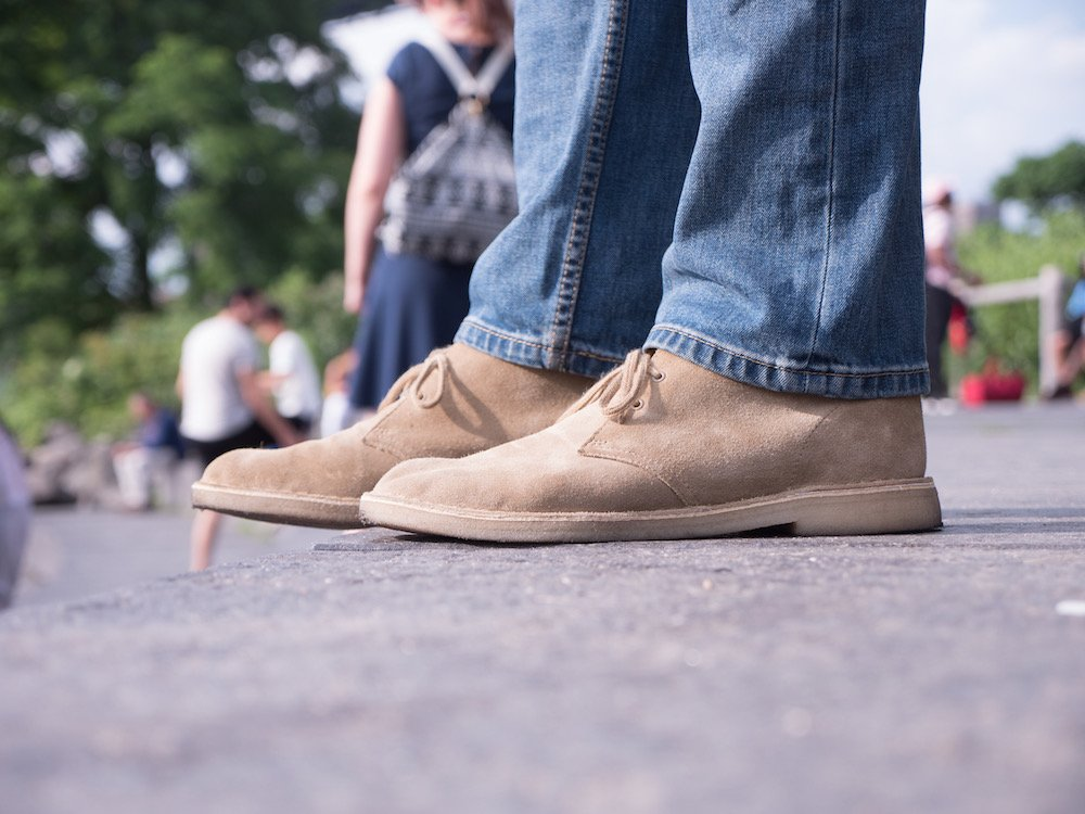 sehr schön Ruf zuerst groß auswahl Review: Why Clarks' Desert Boot Is the World's Most Popular ...