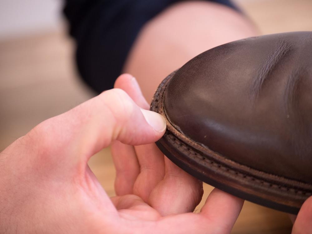 Grant Stone Diesel boot glue