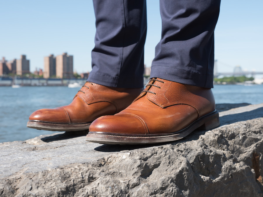 Meermin Chestnut Country Calf New York