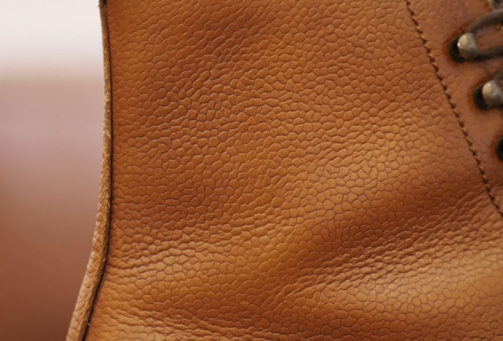 Meermin pebble grain leather