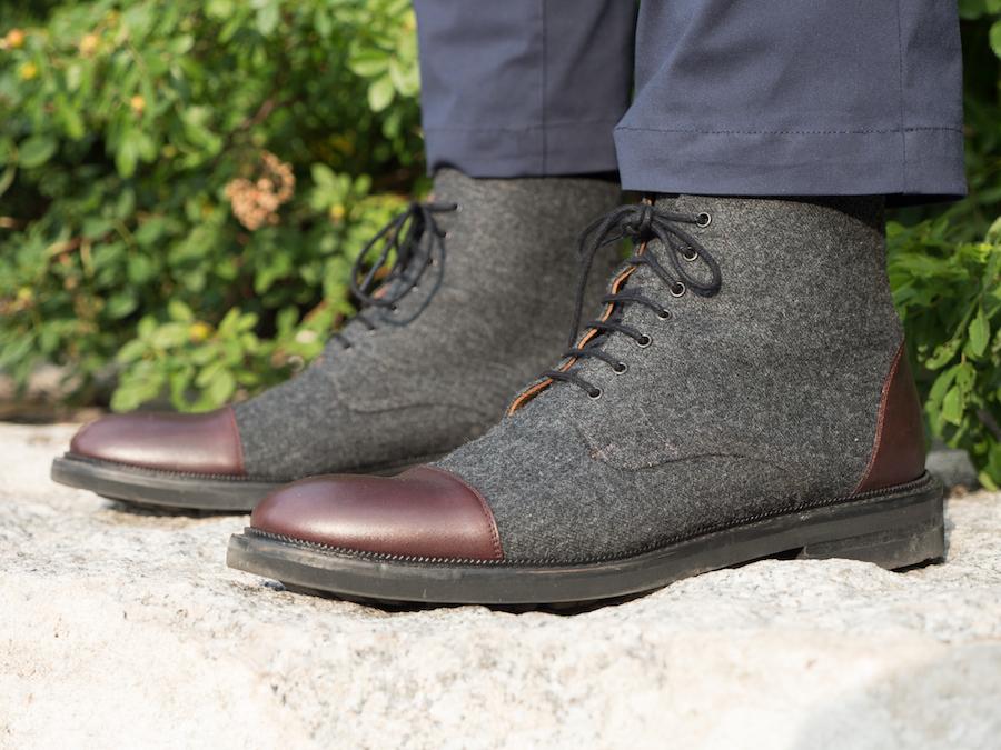 Taft Jack boots 2