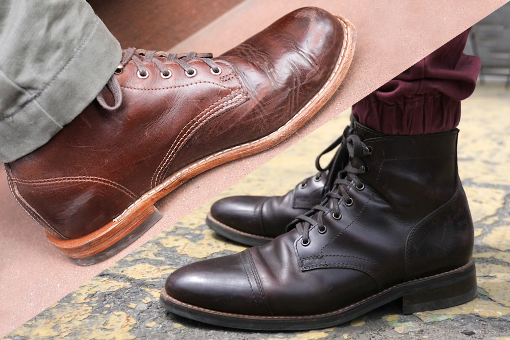 e8bd2bfb747 Wolverine 1000 Mile Vs. Thursday Captain Boot - Which Boot Is Better ...