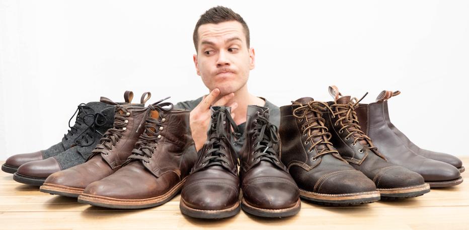 best boots narrow