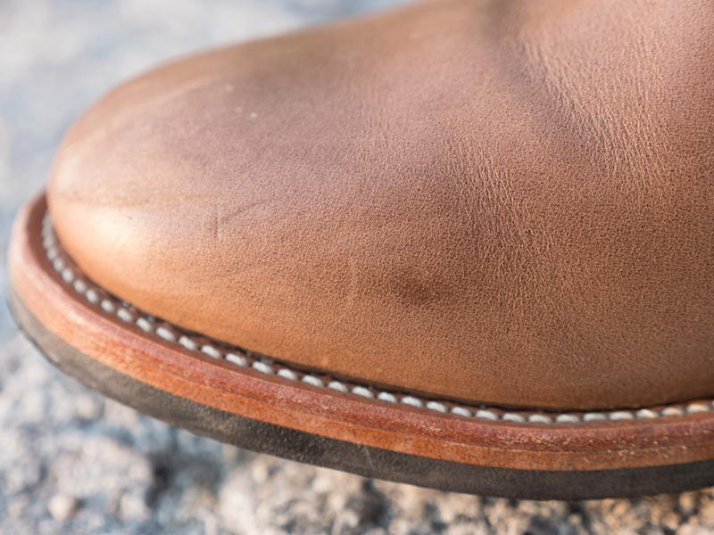 Oak Street boots welt