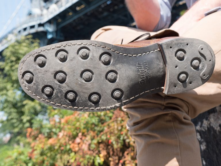 Whites Service boot sole
