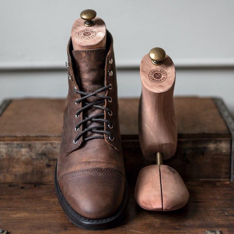shoe tree vs boot tree
