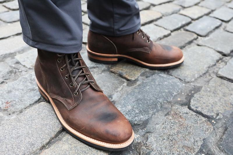 Dayton Service Boot cobblestones