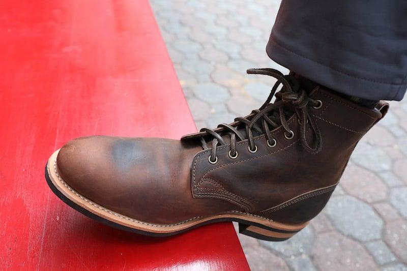 Dayton Service Boot single