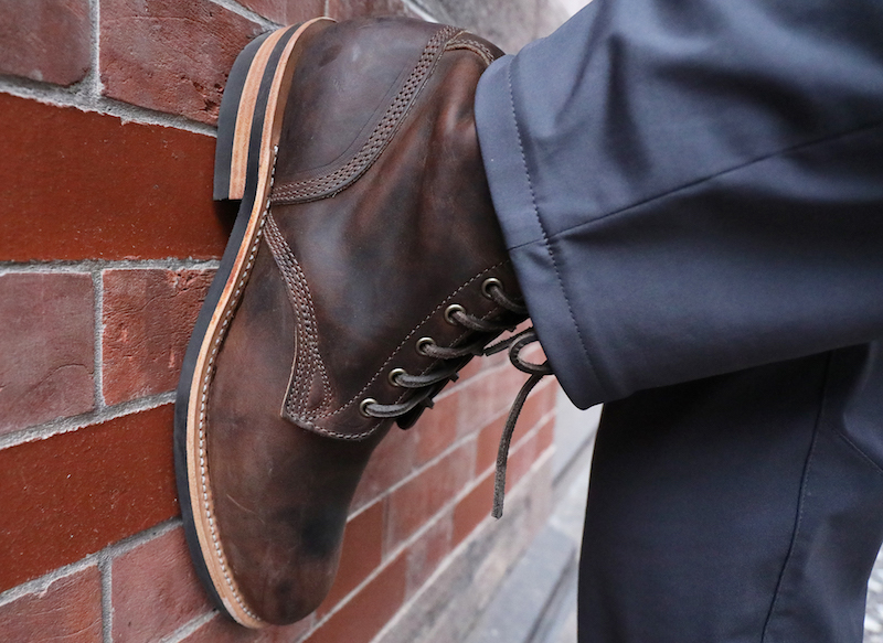 Dayton Service Boot vertical