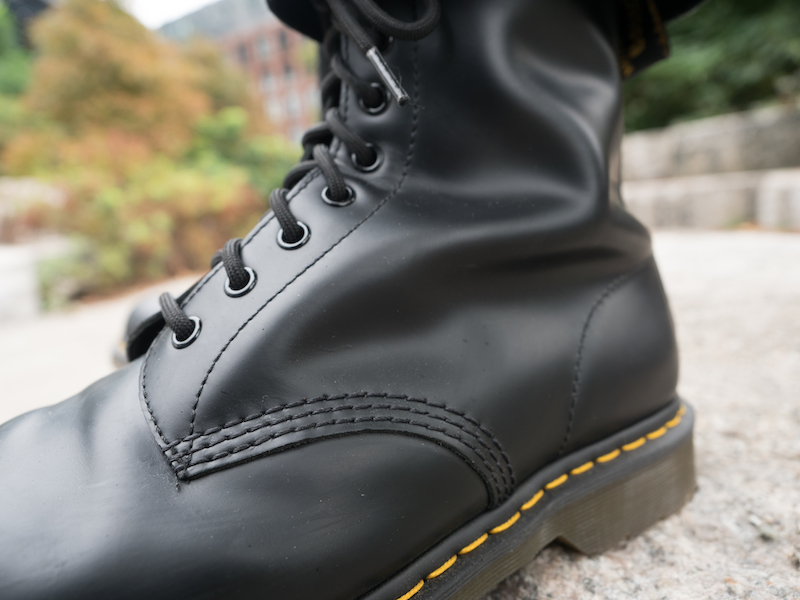 Doc Martens shapeless