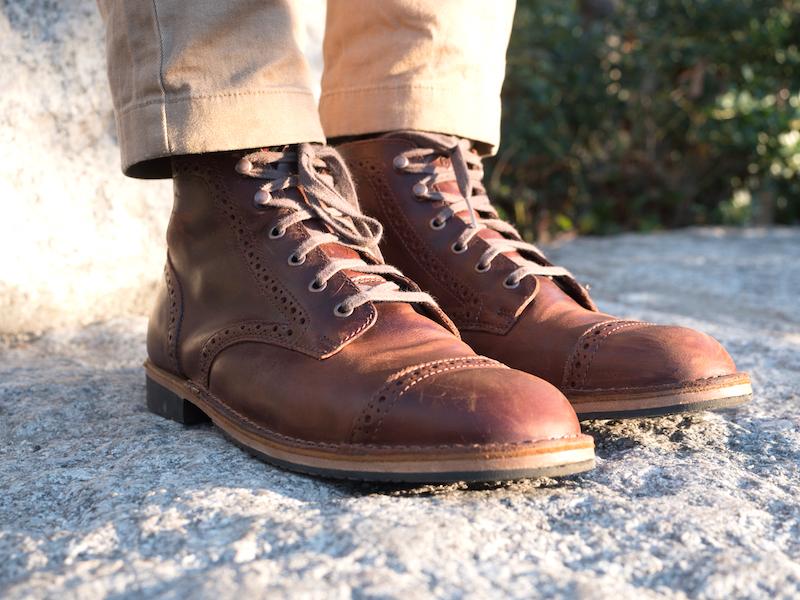 Danner Jack Boot shade