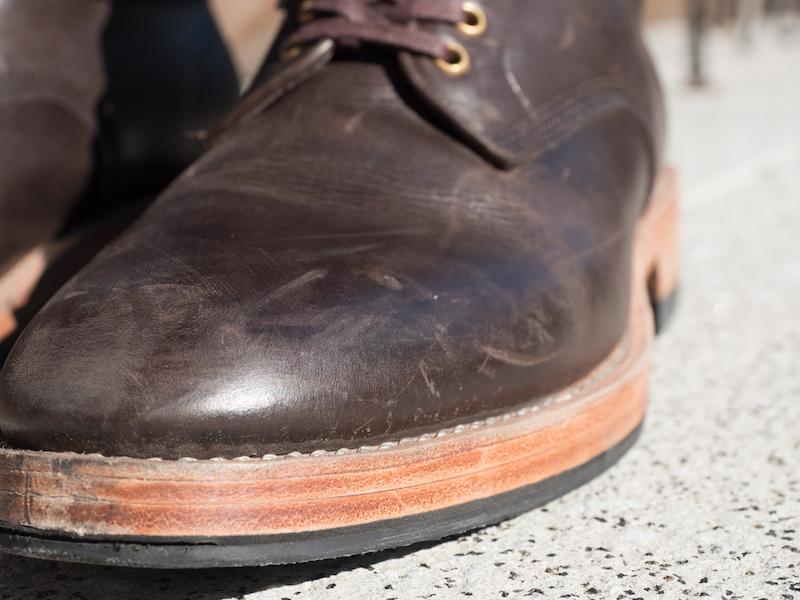 sagara leather marks