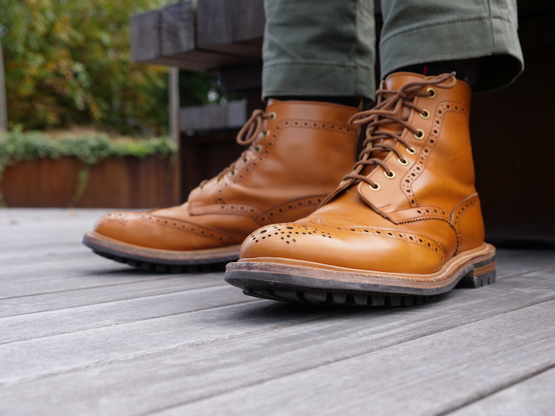 d7e5e07b4e3 Review: Is Tricker's Stow Boot the Best Calfskin Boot? - stridewise.com
