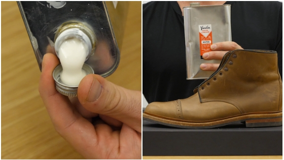 venetian shoe cream how to use