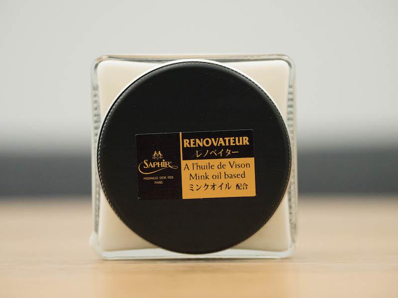 Saphir Renovateur mink oil