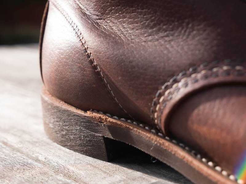 red wing blacksmith goodyear welt