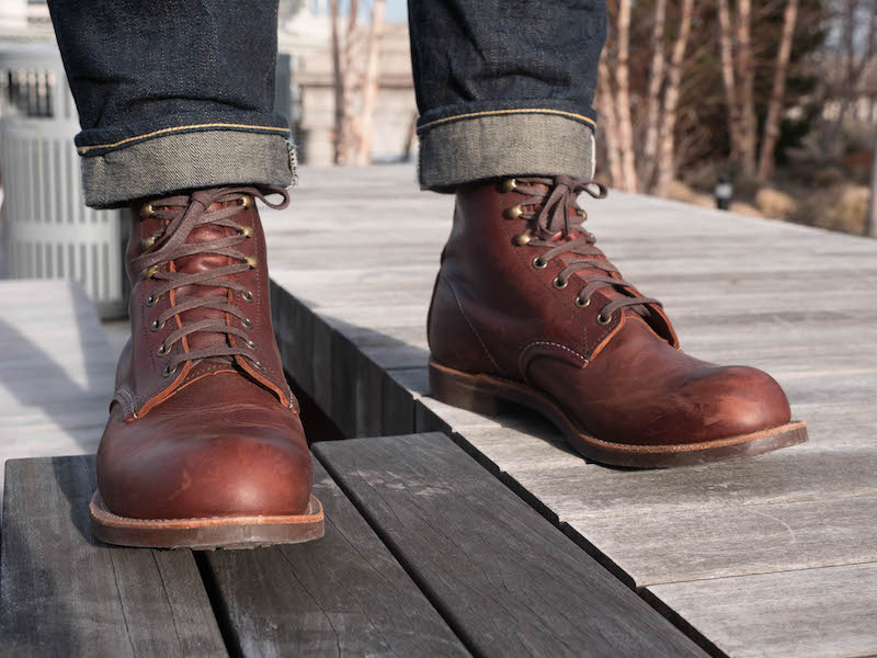 red wing blacksmith akimbo