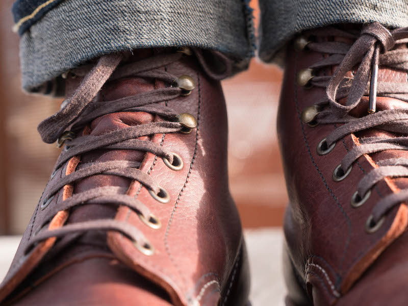 red wing blacksmith laces