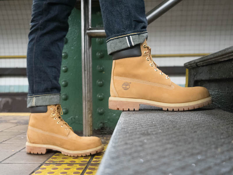 timberland subway steps 2