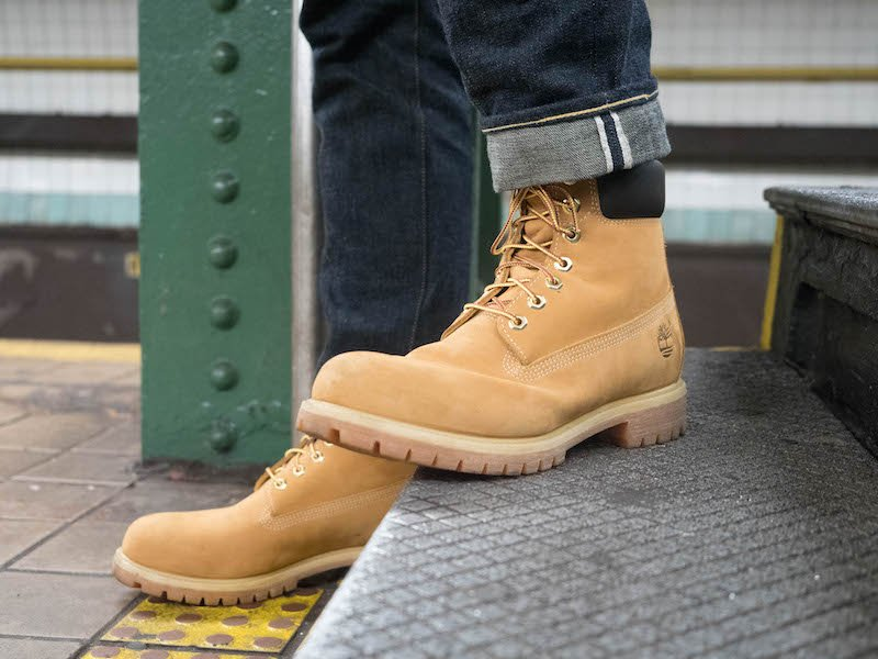 timberland subway steps
