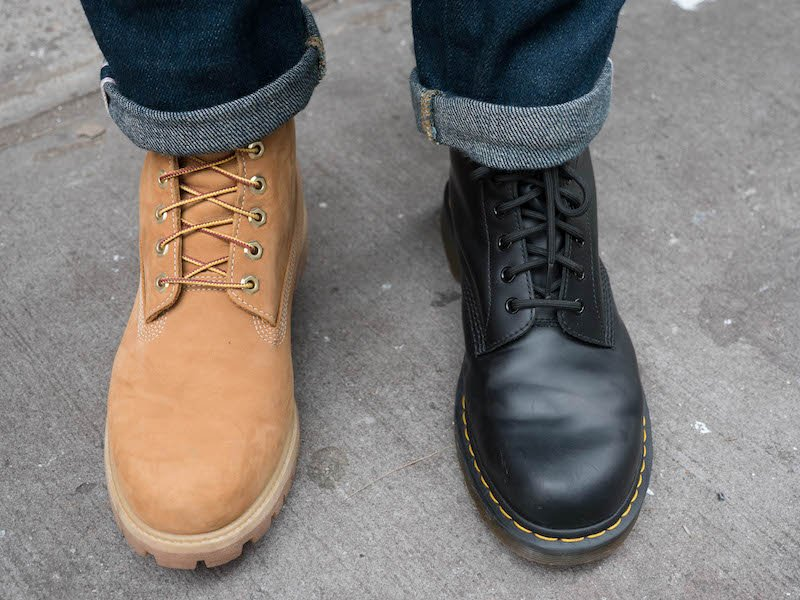 Timberlands Vs Doc Martens: The Most Iconic Boot Battle Ever