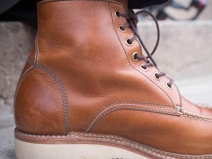 santalum leather