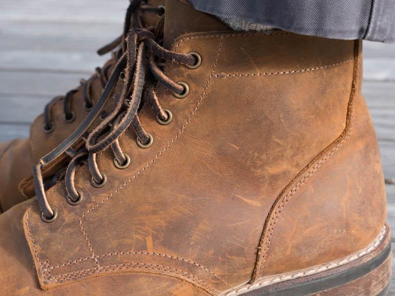 thursday vanguards leather