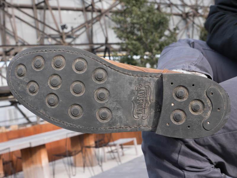 thursday vanguards sole