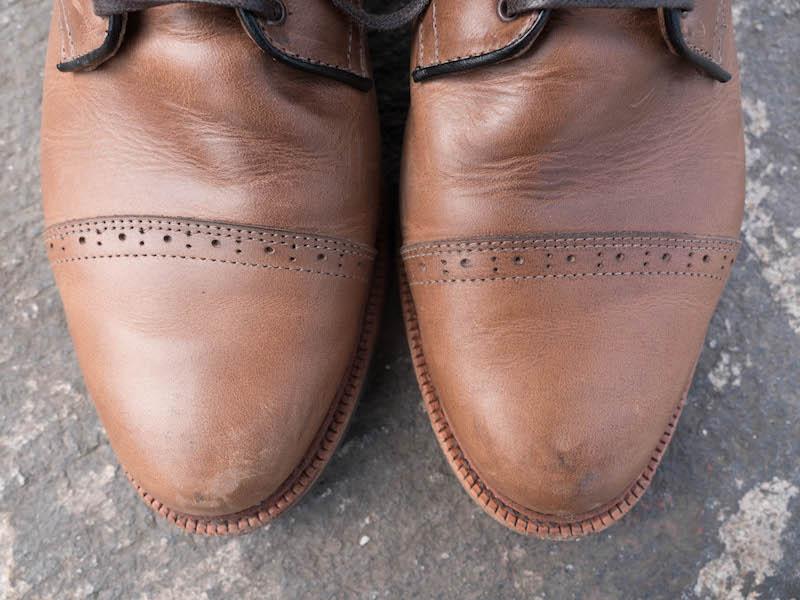 parkhurst cap toe