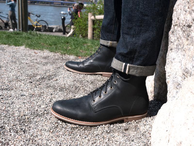 helm zind boot wide