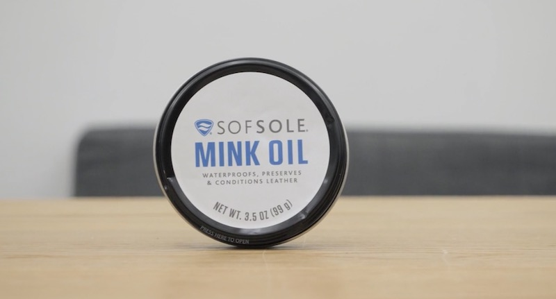 sof sole mink oil