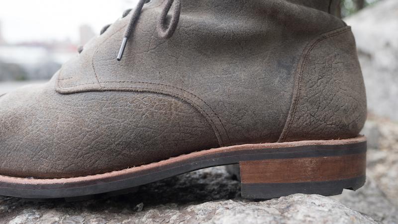 taft dragon boot heel