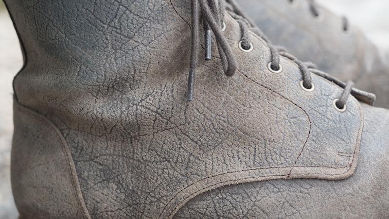 taft dragon boot leather