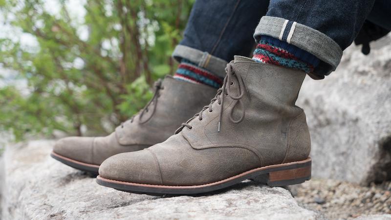 taft dragon boot profile