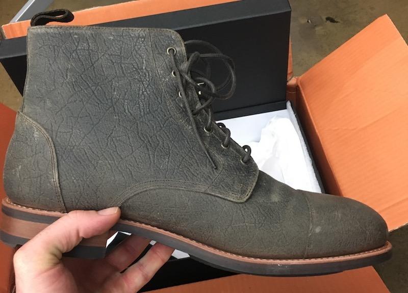 taft dragon boot
