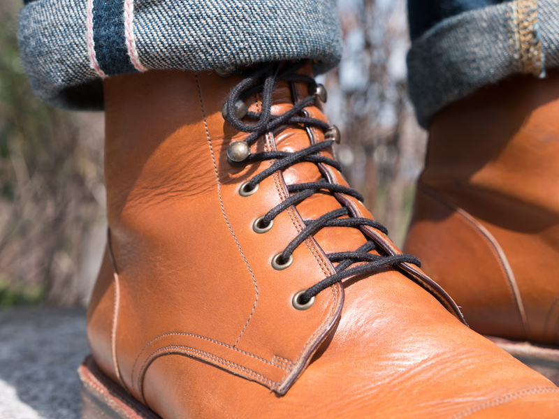 beckett simon dowler cap toe boot laces