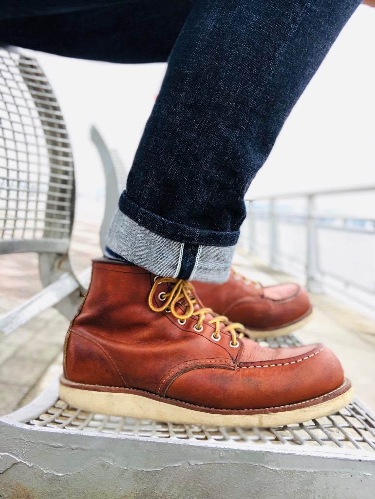 red wing 875s