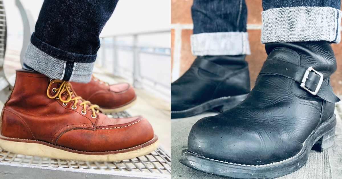 red wing and chippewa featured
