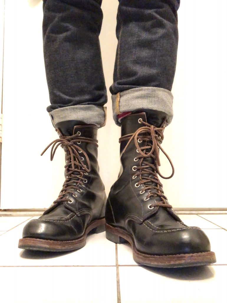 red wing huntsman