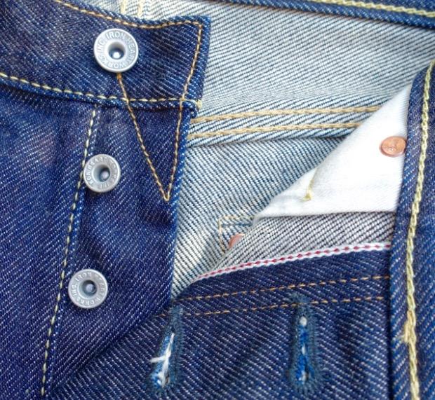 iron heart buttons