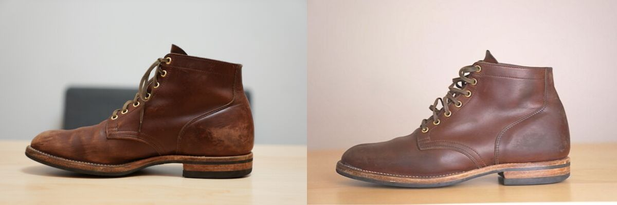 cobblers choice before after