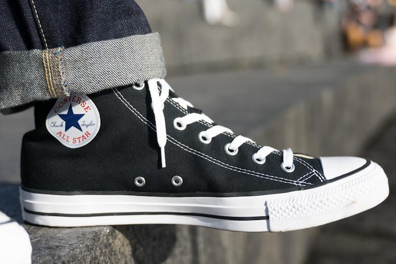 converse chuck taylor all star profile
